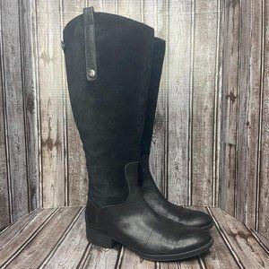 "Sam Edelman Suede Knee High Boots ""Pembrooke "" size 7"